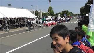2018.5.27 関東インカレ 1部ハーフマラソン ※ゼッケン黄色1部選手、白色2部...