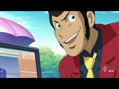 Lupin III contro Detective Conan film completo ITA