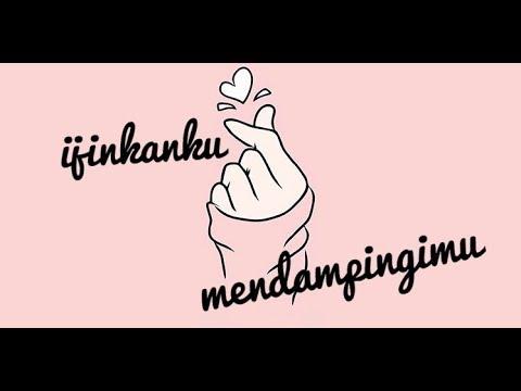 IJINKANKU MENDAMPINGIMU (LAGU BAPER) Video Lirik Dodi Hidayatullah Ft Ibnu TJ