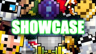 The most FUN items in RotMG! The Machine New Abilities Showcase