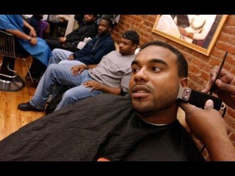 black barber shops barbers