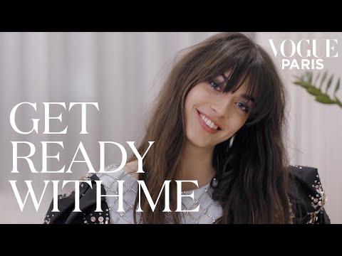 Louise Follain: how the Parisienne prepares for a Vogue dinner | Get Ready With Me | Vogue Paris