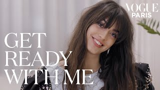 Louise Follain: how the Parisienne prepares for a Vogue dinner | Get Ready With Me | Vogue Paris