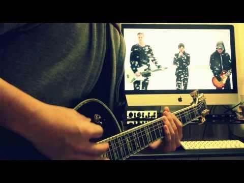 "BRING ME THE HORIZON - ""Shadow Moses"" (Guitar Cover) - HD!"