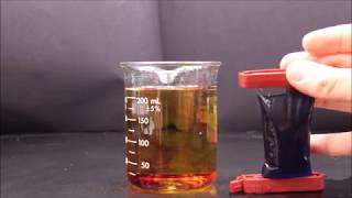 Dialysis Tubing Diffusion Time-lapse