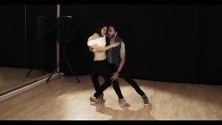 Cornel and Rithika | Sensual Bachata | Ciara - Body Party Bachata version