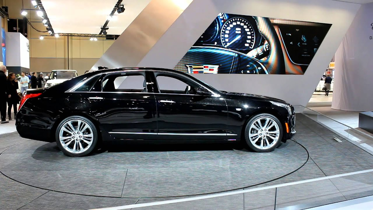2016 cadillac ct6 3 0 litre twin turbo awd platinum sedan youtube. Black Bedroom Furniture Sets. Home Design Ideas