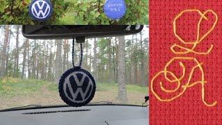 Подвеска в машину Volkswagen своими руками
