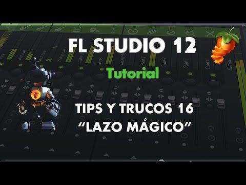 """Tips y Trucos 16 - """"Lazo Mágico"""" Piano Roll - Tutorial -  FL Studio 12"""