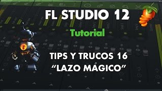 """Tips y Trucos 16 - """"Lazo Mágico"""" Piano Roll - Tutorial"""