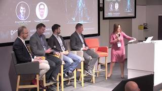 DESIGNING THE BRAVE NEW WORLD I AI DEEP DIVE – EMBRACING DIGITAL COWORKERS I Digital Champions 2018