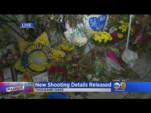 New Details About Thousand Oaks Shooting Released