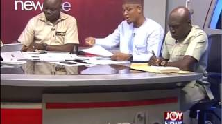 Ex-Gratia Blues - Newsfile on Joy News (14-1-17)