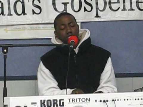 Josh Freeman McDonalds Gospelfest Auditions