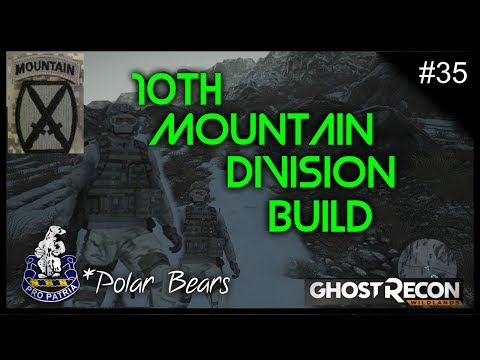 10th Mountain Division - Ghost Recon Wildlands
