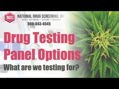 Will Opioids Show On A Drug Test Detox Near Me