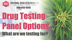 The Different Drug Testing Panels And What They Screen For