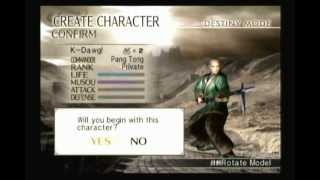 Let's Play Together Dynasty Warriors 5 Xtreme Legends Destiny Mode: K-Dawg's Story, Part 1