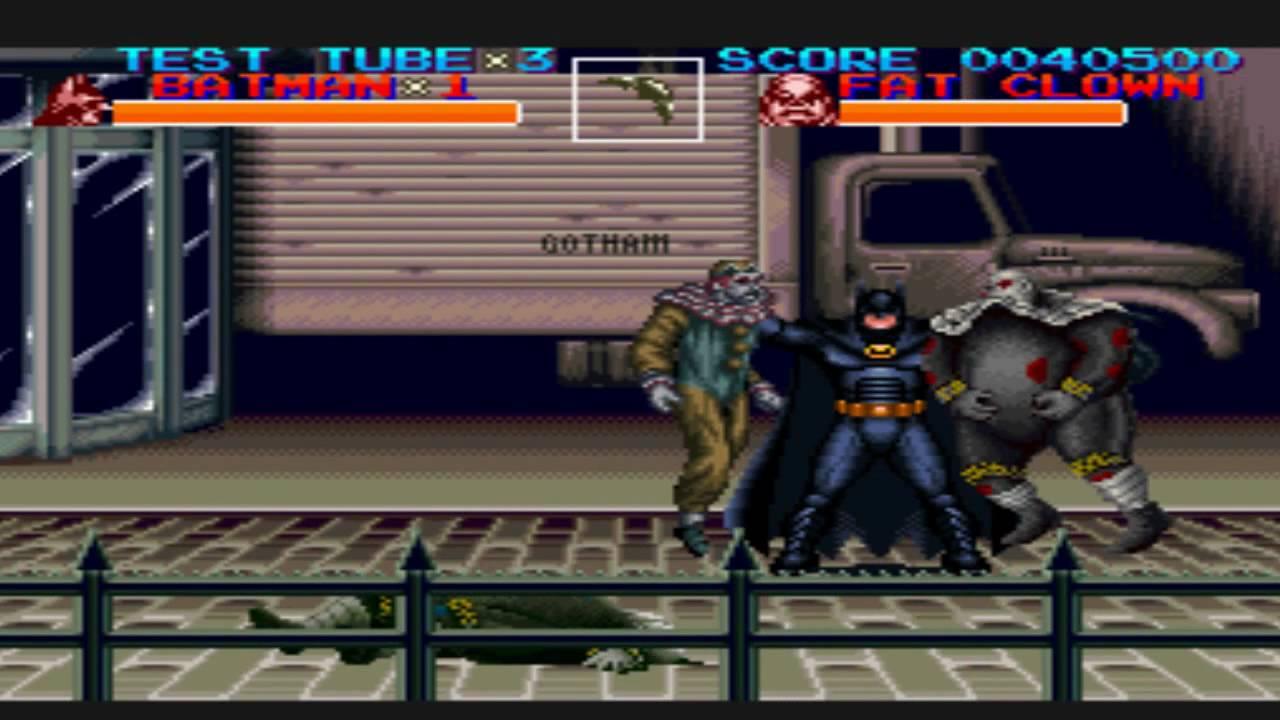 Image result for Batman Returns SNES