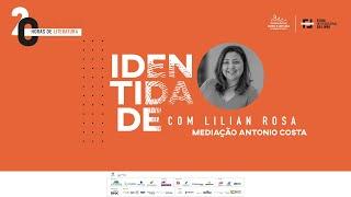 """20 HORAS DE LITERATURA """"Identidade"""""""