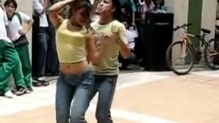INDIAN COLLEGE PARTY SEXY DANCE ON PUNJABI SONG
