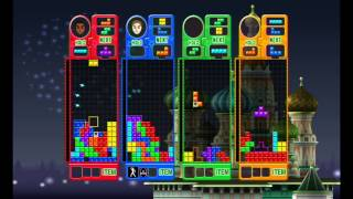 Liveplay - Wii - Tetris Party Deluxe