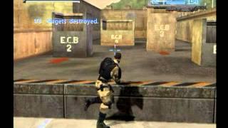 "Kill.Switch (PS2) Hard - 2 ""Start Your Engine"" (Training Level)"