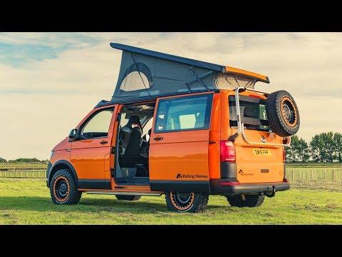 Inside A £50,000 OFF ROAD VW T6 Camper