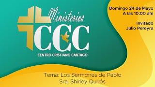 Culto Domingo 24 de Mayo