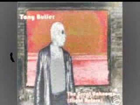TONY BUTLER THE GREAT UNKNOWN