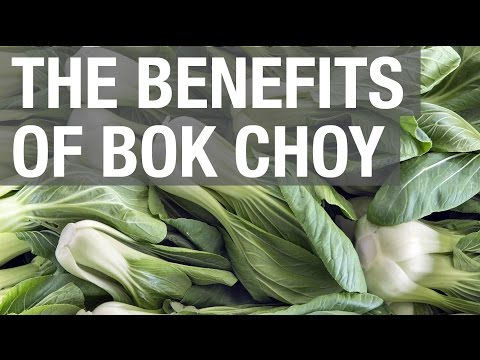 The Benefits of Bok Choy