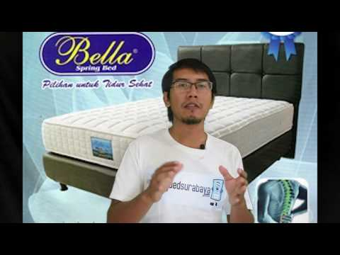 Review Springbed Episode #64 Bella Gold Pedic