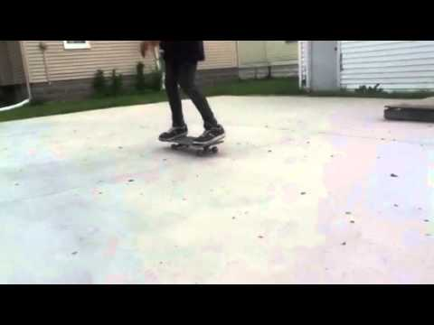 Randy McMillan skate session