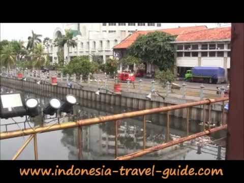 Wisata Jembatan Kota Intan - Wisata Jakarta - Wisata Indonesia