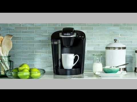 Keurig K55, K Classic Coffee Maker, K Cup Pod, Single Serve, Programmable, Black. - Best Seller