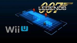 007 Legends In-Game Stealth Tutorial - Wii U
