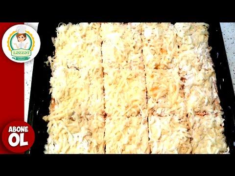 Mimoza Salatinin Hazirlanmasi ( Mimoza Salatası  Nasıl Yapılır )