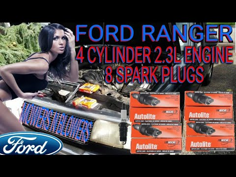 Ford Ranger Project 2 3l 4 Cylinder Engine Difficult Tune