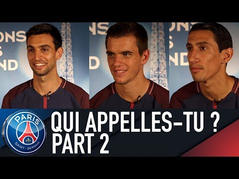 WHO DO YOU CALL ? - PART 2 - PASTORE, DI MARIA, LO CELSO, AREOLA, BERCHICHE (🇬🇧 UK)