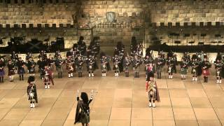 The Music Show Scotland: March On of The Massed Pipes and Drums