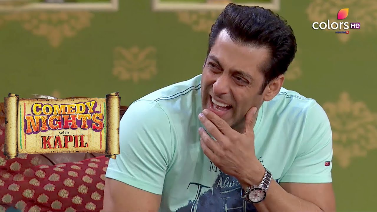 Download Salman Shares Some Light Moments With Kapil | Comedy Nights with Kapil