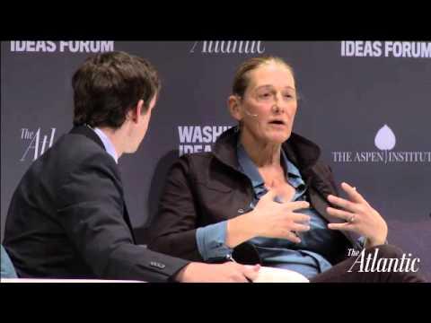 Martine Rothblatt / Washington Ideas Forum 2015