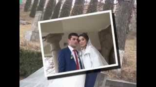 армянская свадьба 2014 Alik Anush