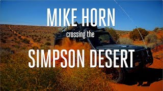 Crossing the Simpson Desert, Australia with Mike Horn