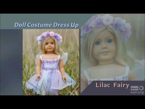 Sewing With Nancy - Doll Costume Dress Up, Part 1