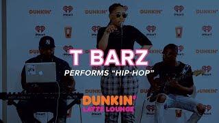 T Barz Performs 'Hip-Hop' Live | DLL