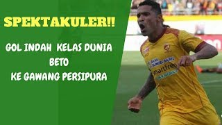 SPEKTAKULER! Gol Indah Alberto