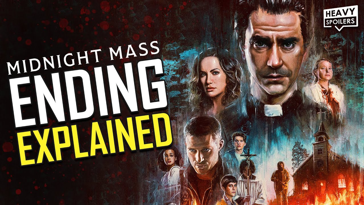 Netflix's Midnight Mass: That ending explained and all your ...