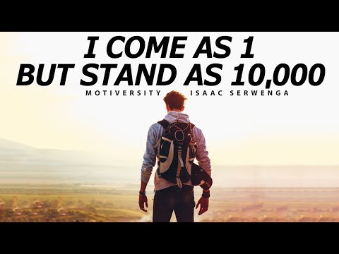 WHAT MAKES YOU COME ALIVE? – Best Motivational Video (Featuring Isaac Serwanga)