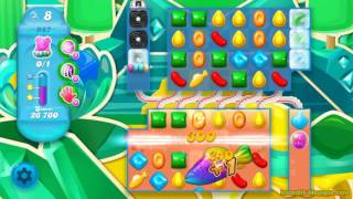 Candy Crush Soda Saga Level 987 (3 Stars, No boosters)